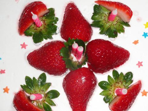 crvene jagode