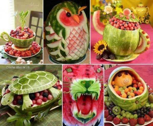 šta se sve može uraditi od lubenice